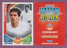 Germany Michael Ballack Bayer Leverkusen 99